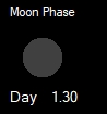 Current Lunar Phase